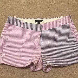 J crew limited edition shorts